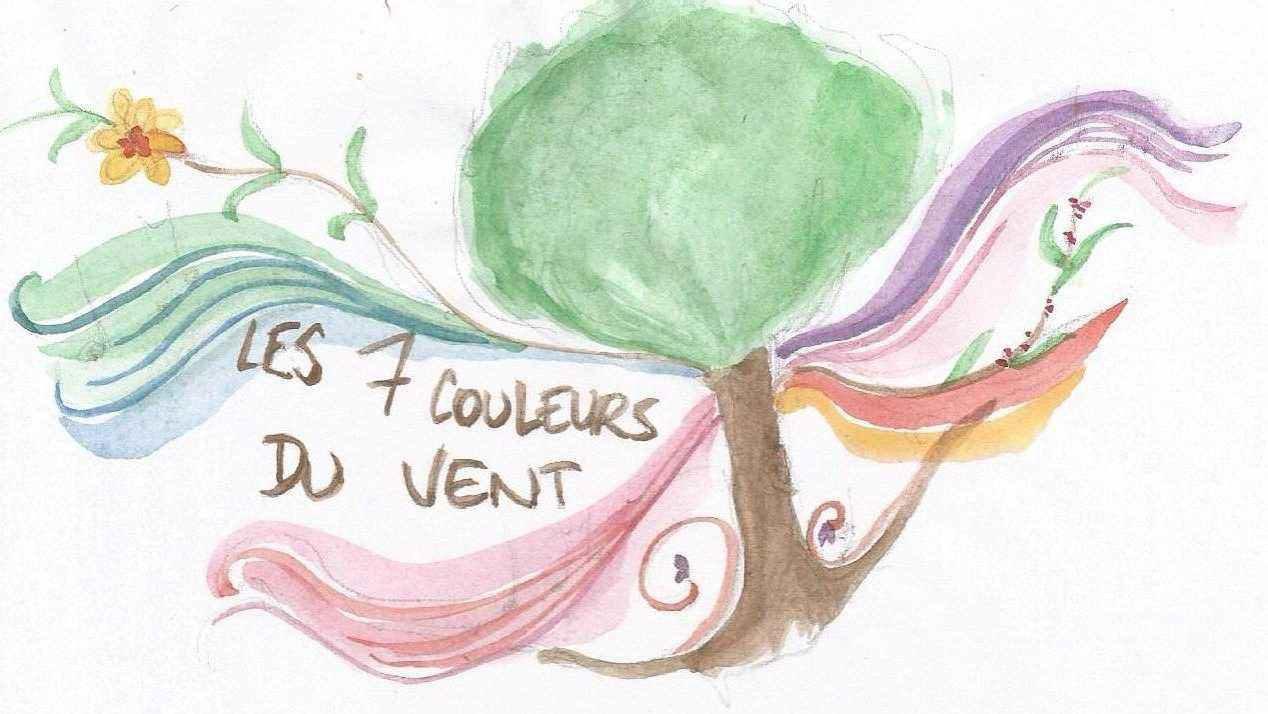 Les sept couleurs du vent